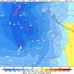 Allerta Meteo, tempesta di vento peggio di un Uragano in arrivo: nel pomeriggio raffiche shock di 150 km/h in Sardegna, massima allerta! [MAPPE]
