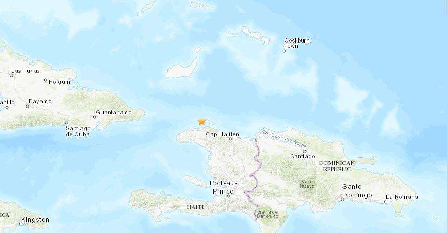 Haiti, una nuova forte scossa di magnitudo 5.2