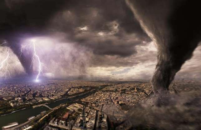tornado usa cambiamenti climatici