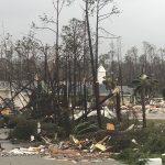 Uragano Michael, scene apocalittiche in Florida: case distrutte, alberi abbattuti e detriti ovunque per il 3° uragano più forte di sempre negli USA [GALLERY]