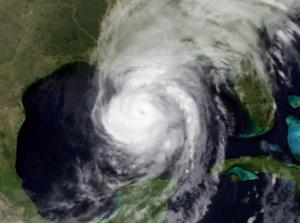 uragano opal golfo del messico ottobre 1995