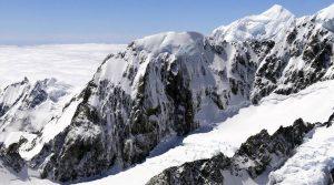 valanga monte hicks nuova zelanda