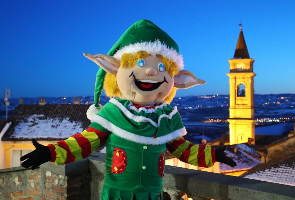 La Vera Storia Di Babbo Natale Alla Casa Di Santa Claus Di Govone