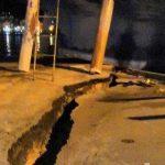 Terremoto M. 6.8 a Zante, gravi danni sulle coste joniche: crepe e crolli, lo tsunami è arrivato in Calabria