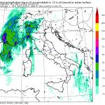 Allerta Meteo, nuovo brusco peggioramento con lo scirocco: violenti temporali in Liguria, caldo anomalo in tutt'Italia