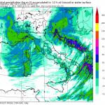 """Allerta Meteo, lo scirocco scatena la """"Tempesta del Weekend"""": ultima domenica di Novembre con maltempo estremo, allarme grandine e tornado [MAPPE]"""