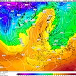 """Allerta Meteo, allarme maltempo: il """"Ciclone di Neve"""" si avvicina da Gibilterra mentre aria gelida piomba sull'Italia da Nord/Est [LIVE]"""