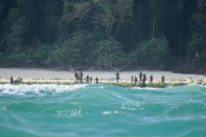 Andamane North Sentinel