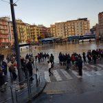 Maltempo Campania: violento nubifragio nella notte, allagamenti tra Avellino e Irpinia [GALLERY]