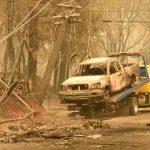 La California ridotta in cenere, è l'incendio più mortale della sua storia: dichiarato lo stato di catastrofe naturale [GALLERY]