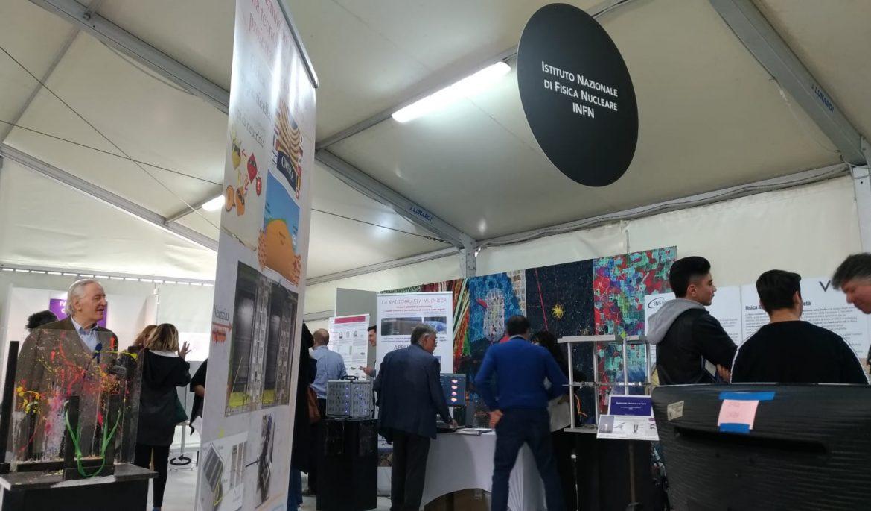 Festival della Scienza Futuro Remoto INFN