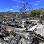 Incendi in California, il tragico bilancio sale ancora: 71 morti e oltre 1000 dispersi [GALLERY]