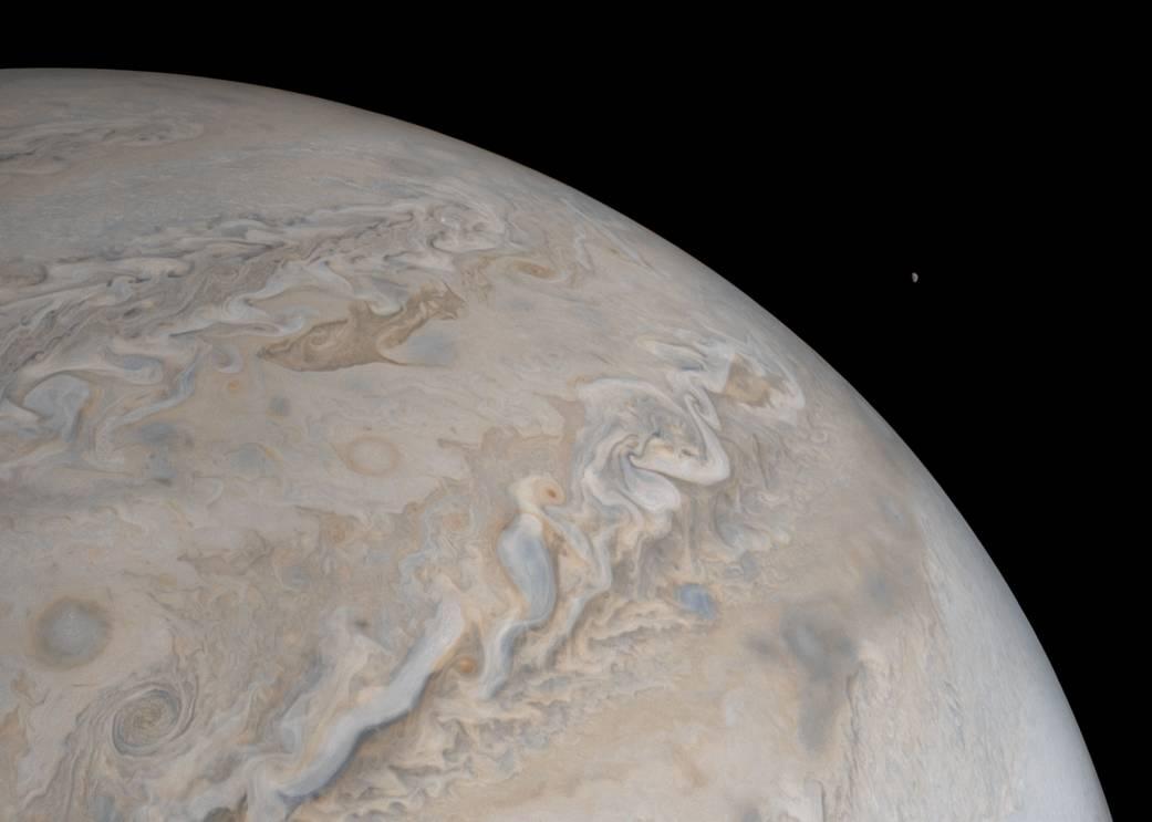Juno Giove Io