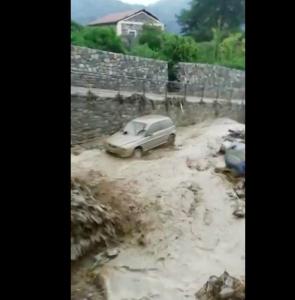 maltempo Reggio Calabria bagaladi