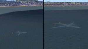 aereo scozia google earth