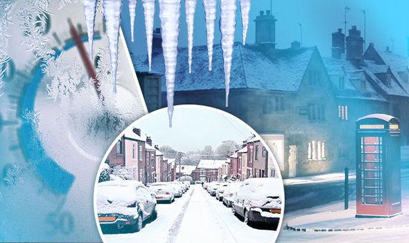allerta meteo europa inverno freddo neve