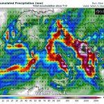 Allerta Meteo, in arrivo 2-3 giorni di forte maltempo per l'Italia: pericolo piogge torrenziali e alluvioni dalla Toscana alla Campania [MAPPE]