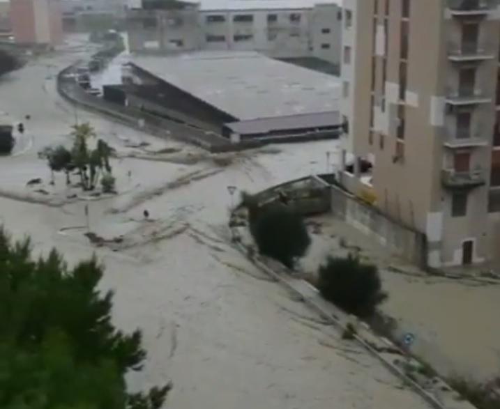alluvione sciacca