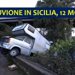 Maltempo, disastrosa alluvione in Sicilia: apocalisse d'acqua e fango, 12 morti e un disperso. Le drammatiche FOTO da Casteldaccia e i NOMI delle vittime