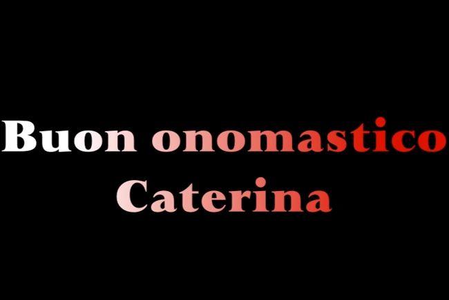 25 Novembre, Santa Caterina d'Alessandria: IMMAGINI, FRASI e ...