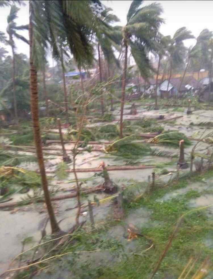 ciclone gaja