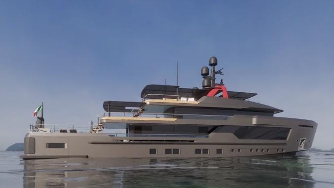 explorer yacht CRN