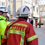 Francia: crollano due edifici a Marsiglia, si temono vittime [GALLERY]