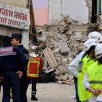 Francia: trovato corpo sotto le macerie di palazzo crollato a Marsiglia, anche un'italiana tra i dispersi