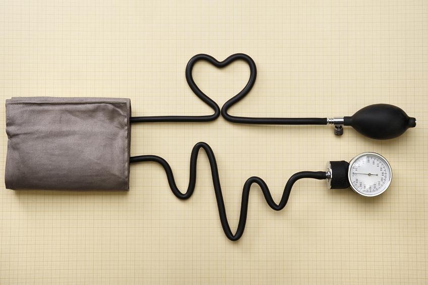 freddo pressione sanguigna