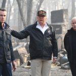 Incendi California, situazione drammatica: salgono a 76 le vittime, almeno 1.300 i dispersi [FOTO]