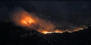 incendio california woolsey fire