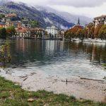 Maltempo in Piemonte, piove senza sosta: il Lago d'Orta esonda a Omegna [FOTO LIVE]