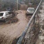 Maltempo, arriva il fronte freddo e sullo Jonio esplodono furiosi temporali: Sicilia jonica in ginocchio, alluvione lampo tra Messina e Catania [FOTO e VIDEO LIVE]