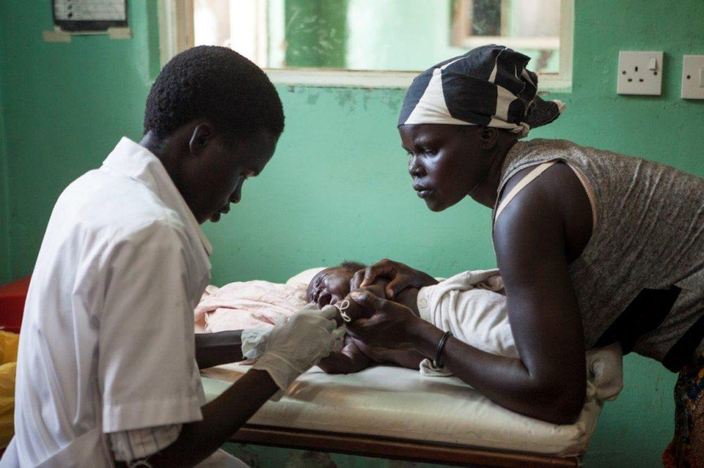 ospedale Uganda Ambrosoli