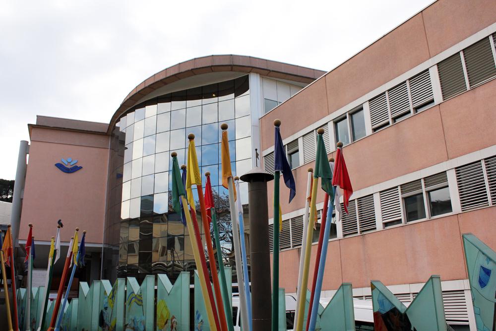 ospedale pediatrico Bambino Gesù Gianicolo