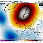 Previsioni Meteo: sarà un weekend infuocato nell'Artico e nel Nord Europa con un'anomalia termica eccezionale mentre nel Mediterraneo arrivano freddo e maltempo [MAPPE]