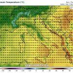 Previsioni Meteo, lo Scirocco flagella l'Italia e porta caldo senza precedenti nei Balcani: domani attesi 27-28°C fino in Ungheria! [MAPPE]