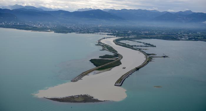 siccità germania lago di costanza