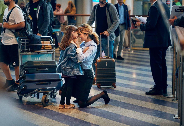 spot scandinavian airlines viaggio