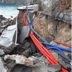 Maltempo e mareggiate in Liguria: a Portofino passerella pronta entro il 10 dicembre [FOTO e VIDEO]