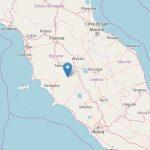 Terremoti Siena: paura per sciame sismico a Castiglione d'Orcia, oggi scuole chiuse [DATI e MAPPE]