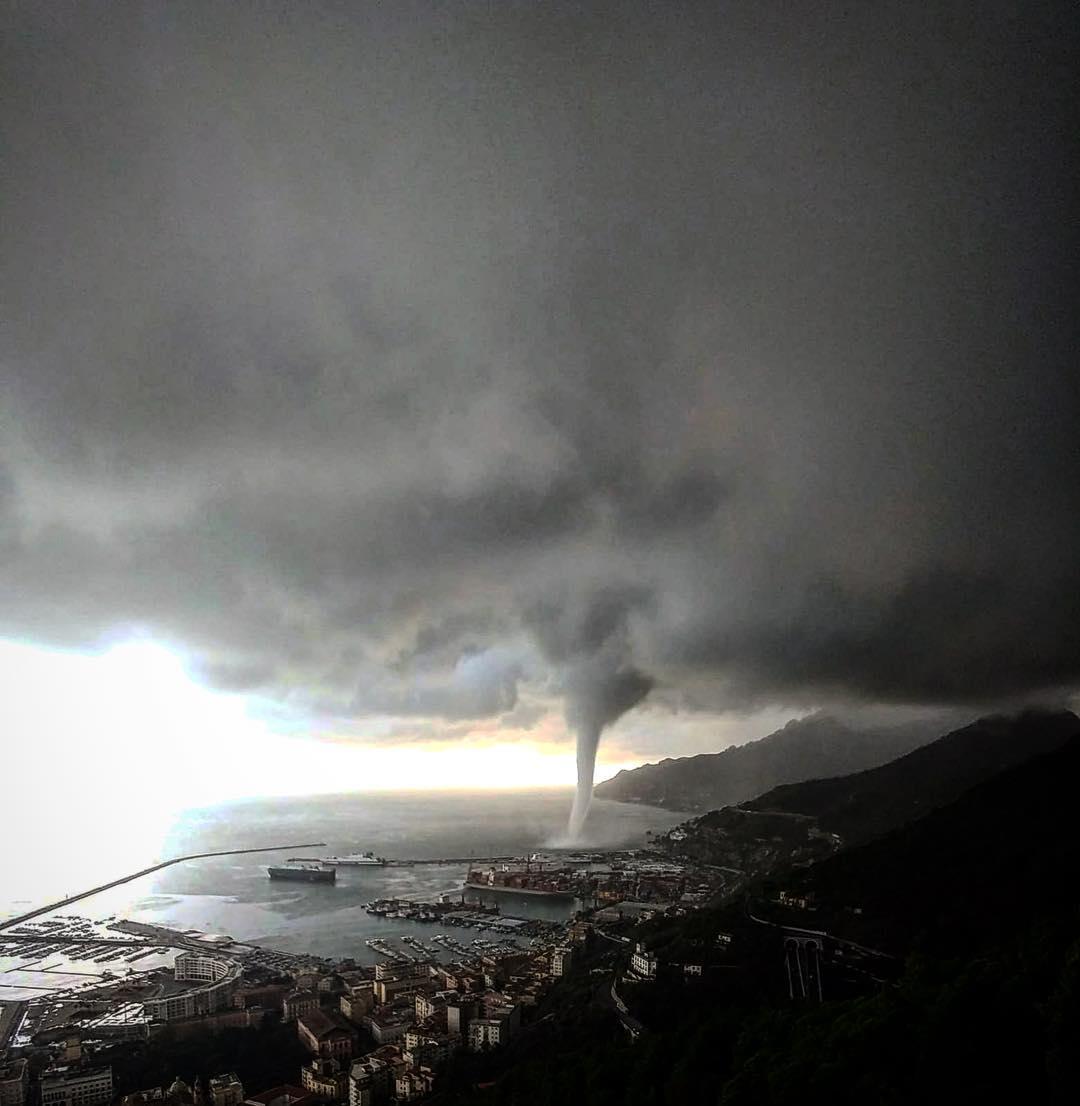 Salerno Tornado