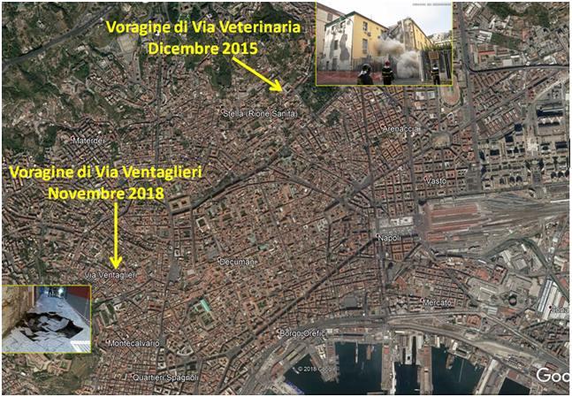 voragine Napoli