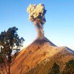 Guatemala, inizia una nuova eruzione del vulcano de Fuego