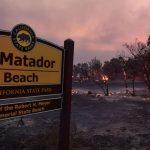 Incendi California, il Woolsey Fire ha distrutto l'83% della Santa Monica Mountains National Recreation Area [FOTO]
