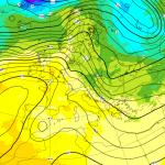 Previsioni Meteo Capodanno, poderoso Anticiclone sull'Europa centrale spinge gelo e neve al Sud Italia tra 31 Dicembre e 1 Gennaio [MAPPE e DETTAGLI]