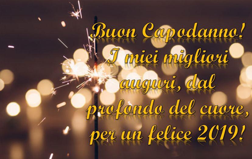 Felice Anno Nuovo Auguri Di Buon Capodanno 2019 Ecco I Video Più
