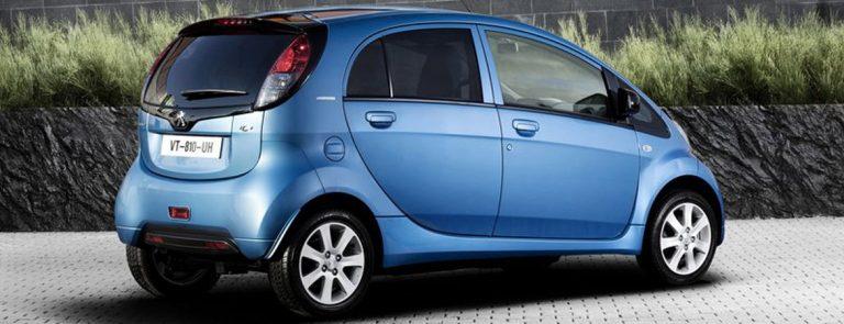 Peugeot iOn ,a partire da € 27.596