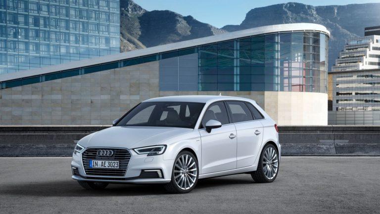 Audi A3 Sportback e-tron, a partire da 39.700 euro