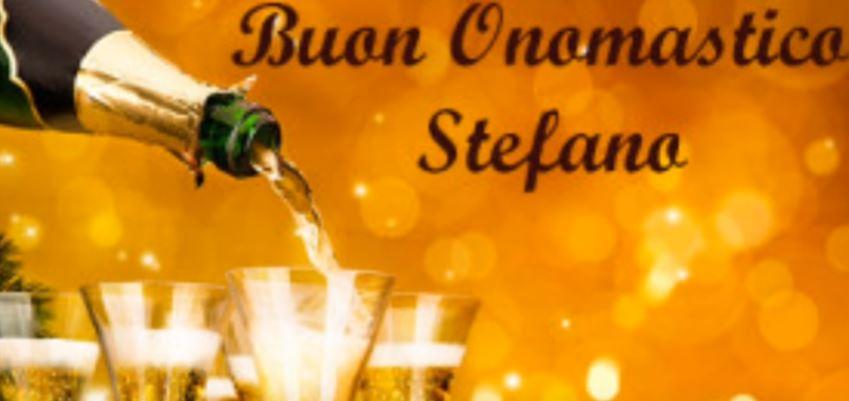 26 Dicembre Buon Onomastico Stefano E Stefania Ecco Le Più Belle
